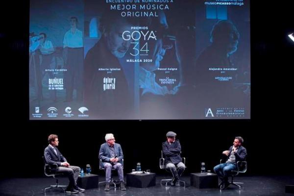Los nominados iberoamericanos destacan el prestigio que da estar en los Goya