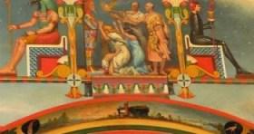 Interior de la Torre de Calahorra