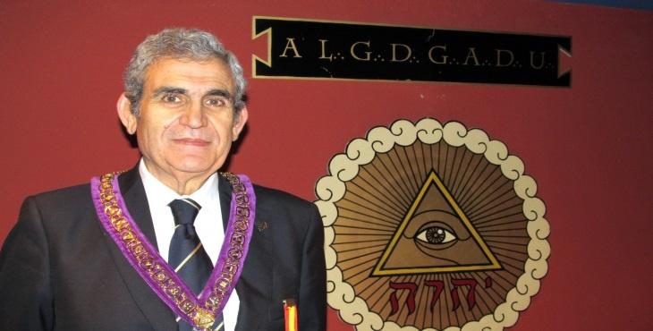 "Entrega de Carta Patente a la Logia Capitular ""Patricia Corduba nº 416″"