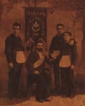logia hijos del progreso num 4 de madrid 1885