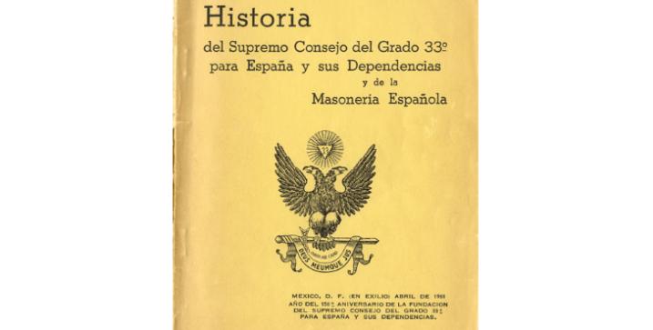 historia supremo consejo grado 33