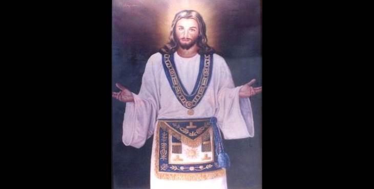Jesucristo el Francmasón