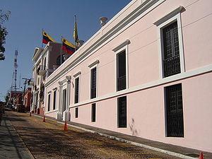 Casa del Congreso de Angostura, Ciudad Bolívar,Venezuela.