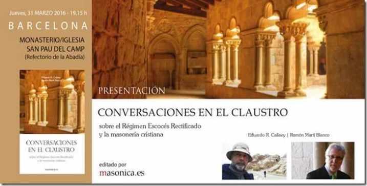 conversaciones en el claustro