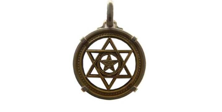 Masones - hexagrama, pentagrama y la letra G