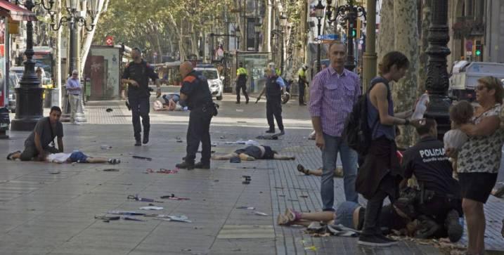 Atentado de Barcelona: Comunicado del Espacio Masónico Español