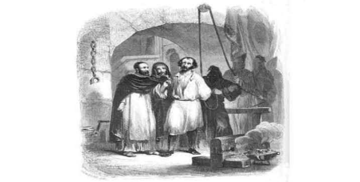 La Masonería y la Inquisición en América