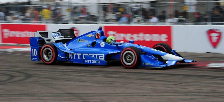 Resultado de imagen de 7. Tony Kanaan, Chip Ganassi Racing Honda