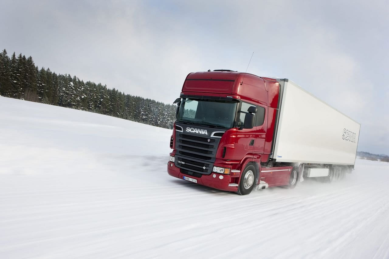 Top 10 Most Expensive Trucks: Scania R730 V8
