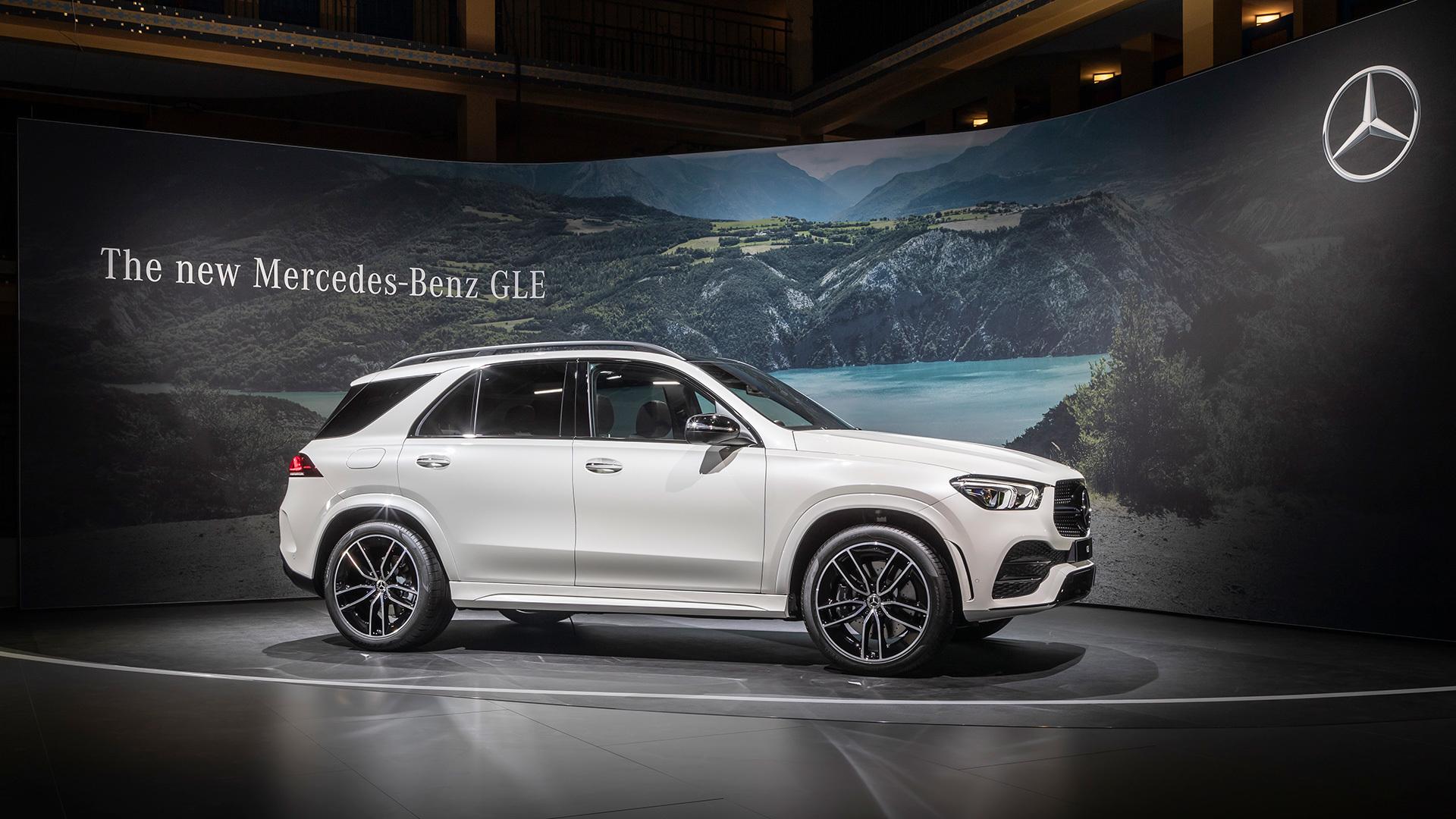Mercedes GLE Y GLE Coup Precios Noticias Prueba Ficha