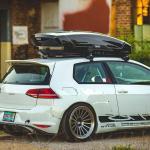 Volkswagen Ha Tuneado A Este Salvaje Volkswagen Golf Gti Y Otros Cuatro Coches Mas Diariomotor