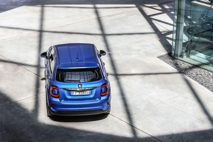 Fiat 500x 2019 28