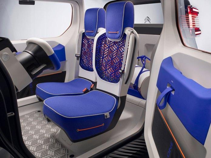 Citroen Ami Concept 2019 Coche Electrico 01