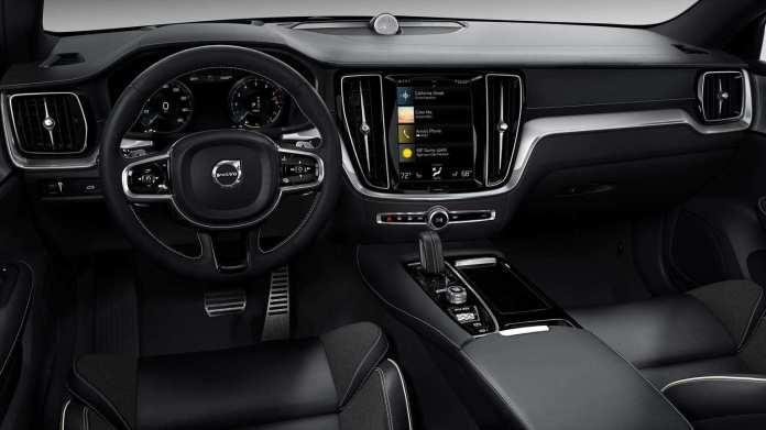 Volvo V60 Polestar Engineered 2020 10