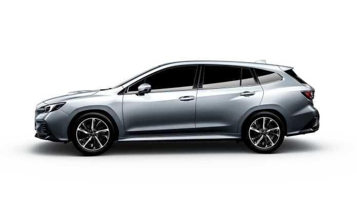 Adelanto Subaru Levorg 2