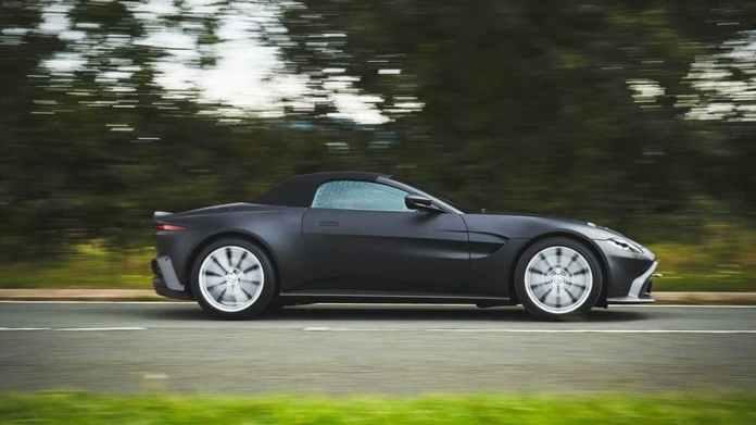 Aston Martin Vantage Volante 1019 001
