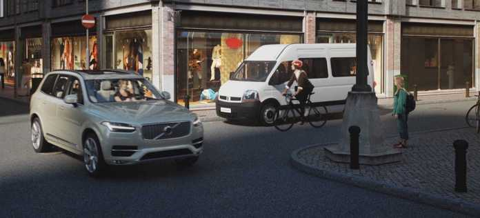 Examen Carne Bicicleta Ciudad Volvo
