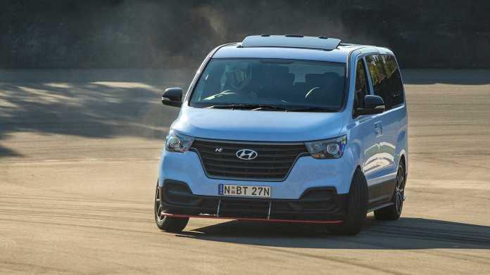 Hyundai Imax Drift 3