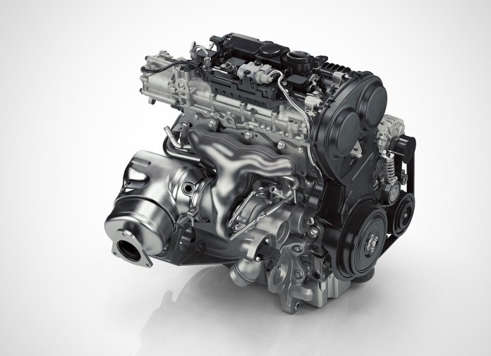 Volvo Motor Combustion Interna