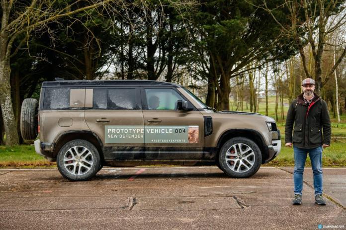 Land Rover Defender 2020 Prueba  00002