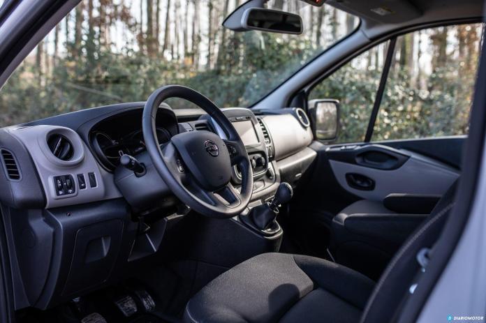 Nissan Nv300 Camper Prueba 7