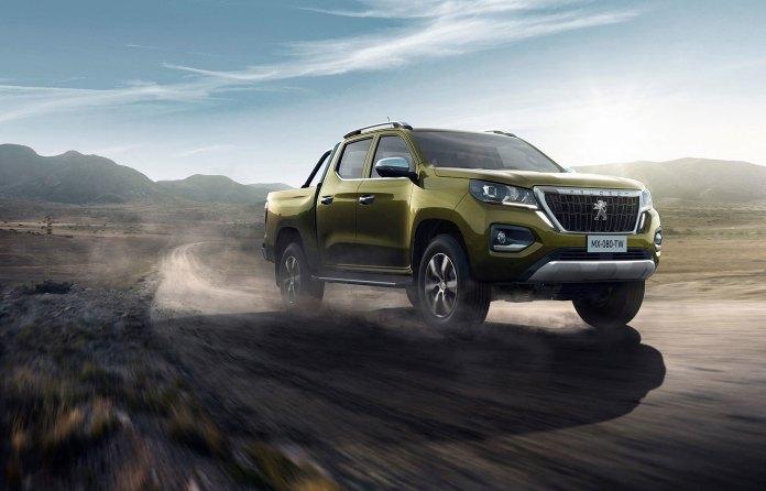 Peugeot Landtrek 2020 Pick Up 4x4 23