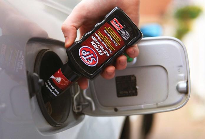 Un Poco Gasolina En Diesel Aditivo