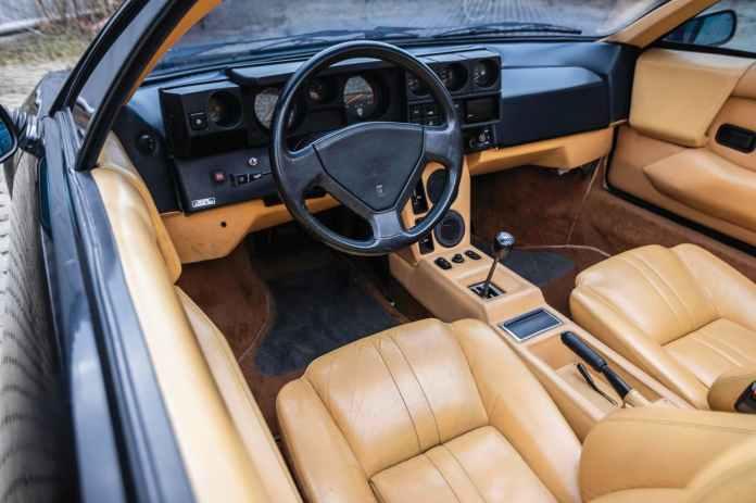 1986 Lamborghini Jalpa 8
