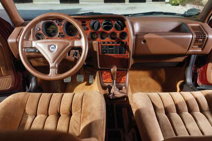 1991 Lancia Thema 8 32 9