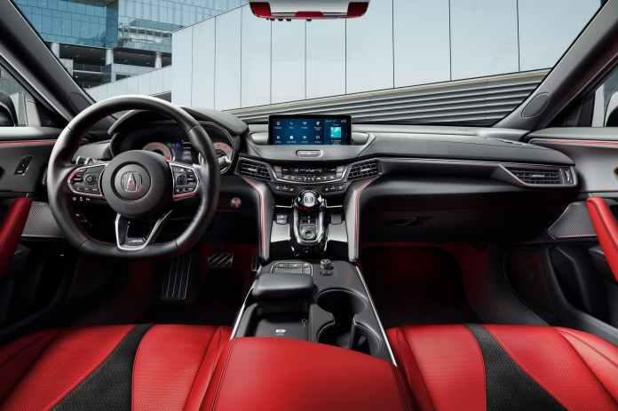 Acura Tlx 2021 14