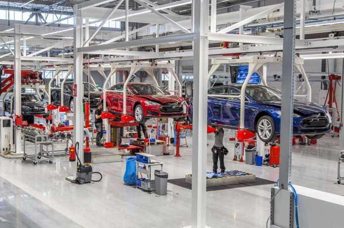 Brazo Suspension Tesla Model X 03
