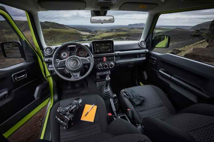Suzuki Jimny Comercial 2020 08