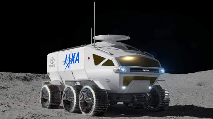 Toyota Lunar Cruiser 3