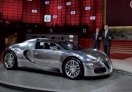 Bugatti Veyron Pur Sang Edition