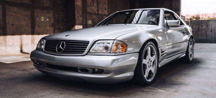 Mercedes Sl 74 Renntech P thumbnail