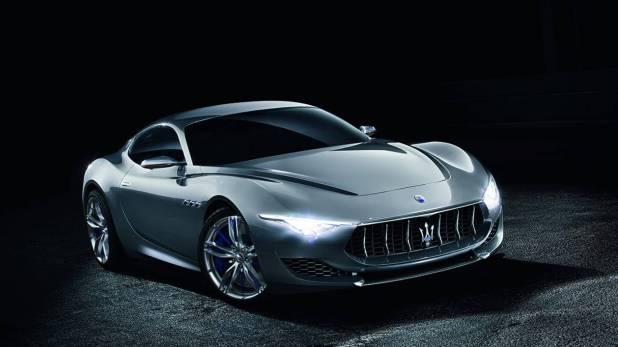 Resultado de imagen para Maserati Alfieri