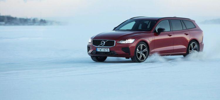 Nieve Volvo
