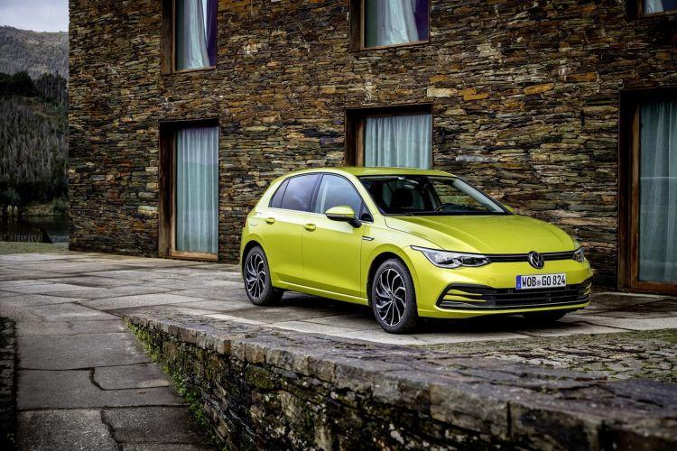 Volkswagen Golf 2020 1219 163