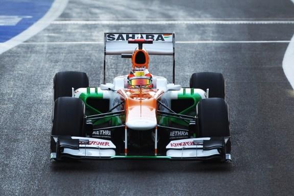 Jules Bianchi é um dos fortes candidatos à vaga da Force India (Foto fornecida por Force India)