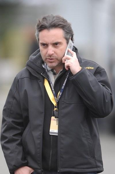 Maurício Slaviero é diretor geral da Vicar Foto Duda Bairros/Stock Car)
