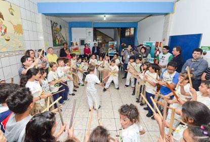 Prefeitura de São Bernardo lança edital de chamamento público para o programa Mais Tempo de Escola