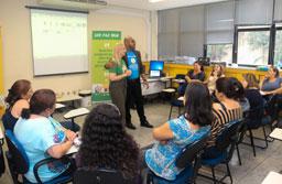 Projeto incentiva leitura e interpretação de texto nas escolas de Santo André
