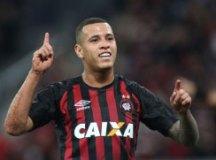 Por empréstimo, Corinthians cede Camacho ao Atlético-PR em troca por lateral Sidcley