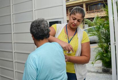 São Bernardo intensifica vacinação casa a casa para Febre Amarela