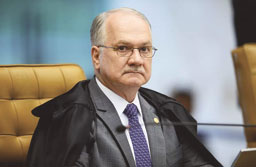 Edson Fachin nega pedido de Lula e o envia a ministros do Supremo