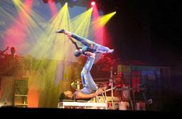 Estreia em maio espetáculo circense internacional inédito no Brasil: REVERIE