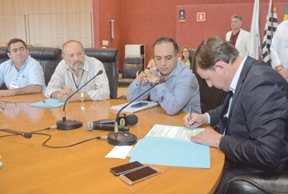 São Bernardo autoriza  construção de novo terminal e quatro corredores exclusivos