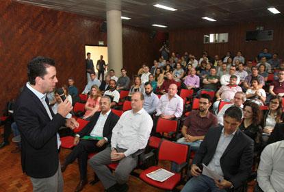 """""""Missão Santo André Colômbia"""" estimula exportações e criação de empregos na cidade"""