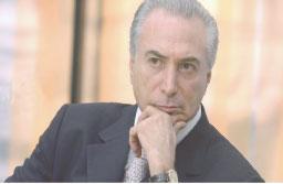 Temer é opção para ser candidato a presidente, diz Romero Jucá