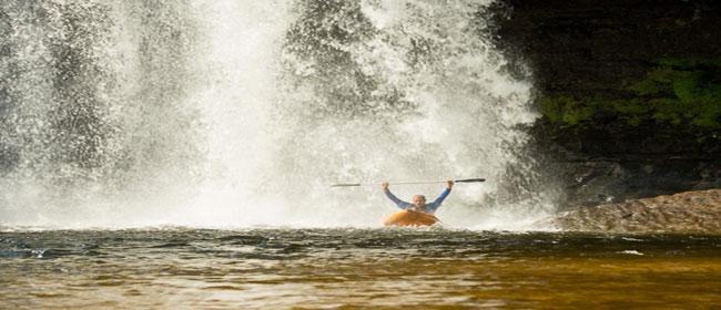 Cachoeiras do Itapecuru é atrativo para amantes da natureza em Carolina